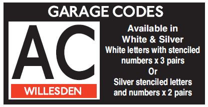 AC In Sliver Or White