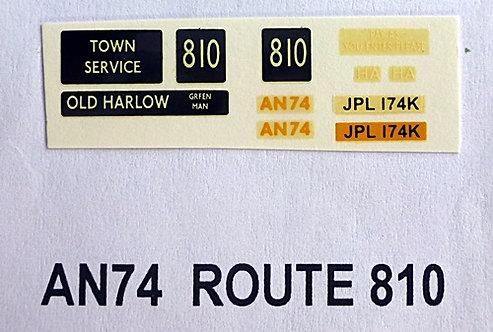 AN Route 810 (AN74)