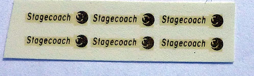 Fleet Names   Stagecoach