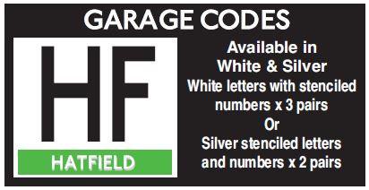 HF In Sliver Or White
