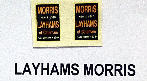 Layhams Morris
