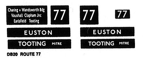 DMS Route 77