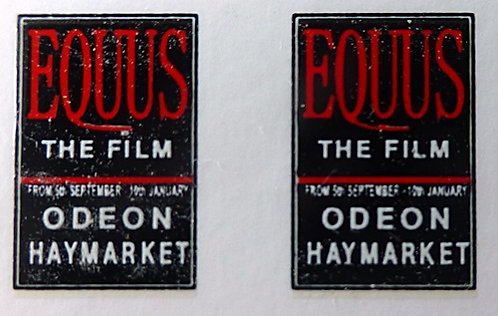 EQUUS FRONT ADVERTS