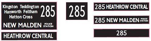 M / T Route 285