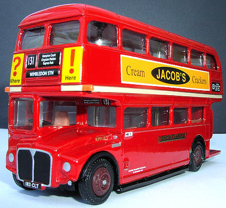 Code 3 Routemaster Route 131