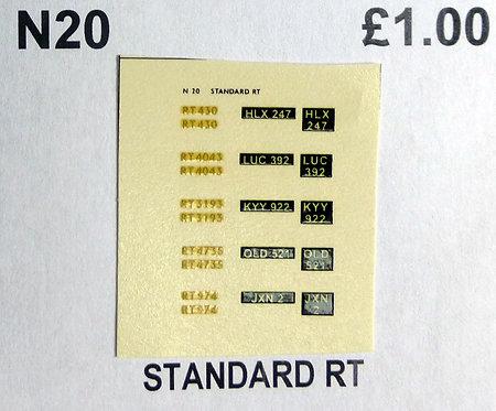 Gold RT430, RT4043, RT3193, RT4735, RT974