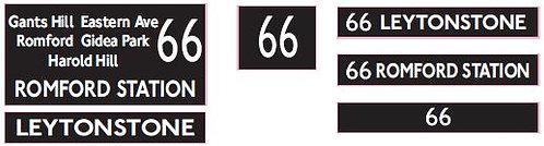 M / T Route 66