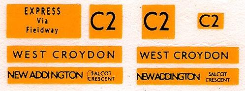 DMS Route C2