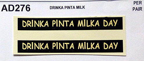 Drinka Pinta Milka Day