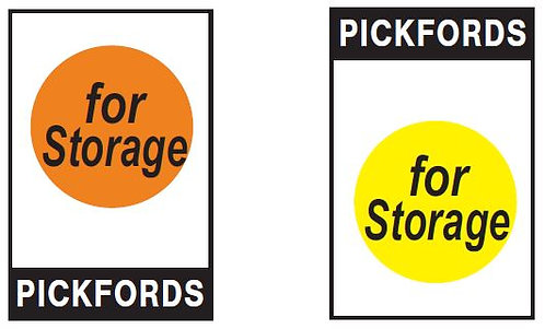 FRONT AND REARS PICKFORDS