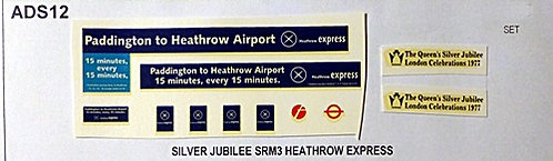 SRM3 Heathrow Express