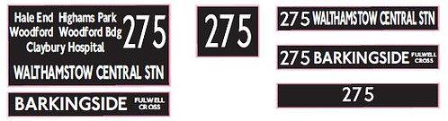 M / T Route 275