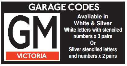 GM In Sliver Or White