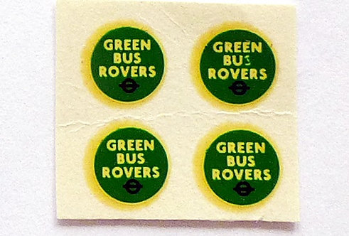 Green Bus Rovers