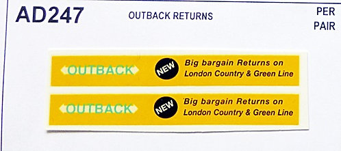 Outback Returns
