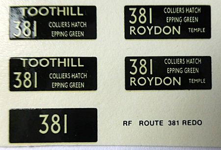 RF Route 381