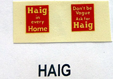 Haig  (Mabex)