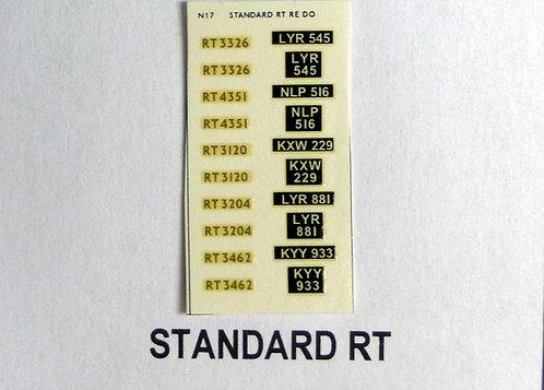 Gold RT3326, RT4351, RT3120, RT3462, RT3204