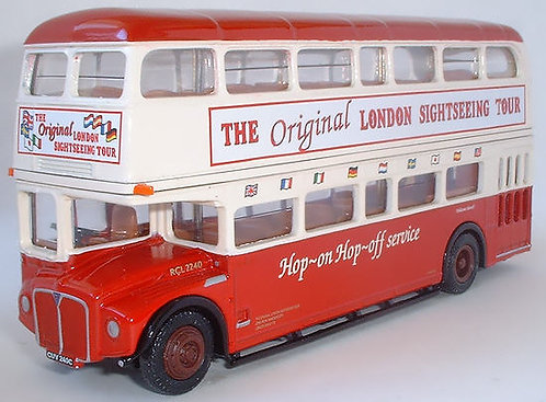 25604  RCL   London Sightseeing UNBOXED