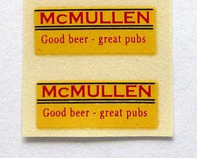 McMullen Pubs
