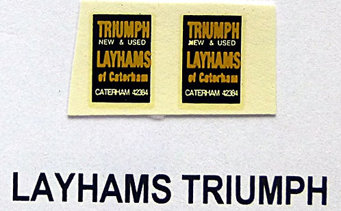 Layhams Triumph