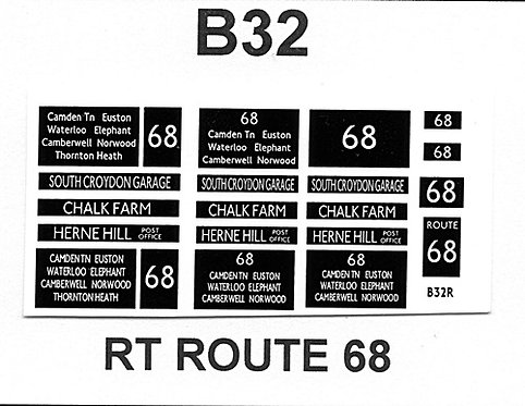 RT Route 68