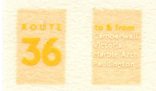 Front Route Branding RM  Route 36
