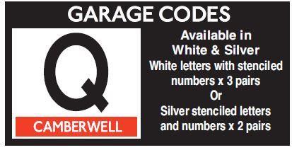 Q In Sliver Or White