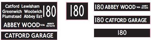 M / T Route 180