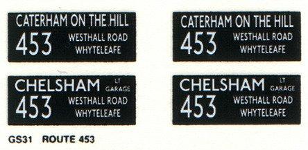 GS Route 453
