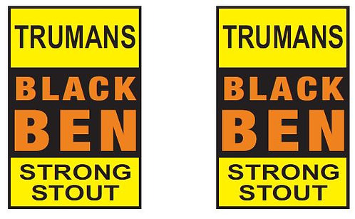 FRONT AND REARS BLACK BEN