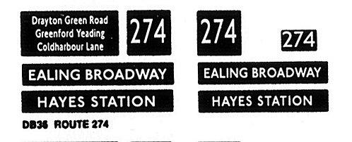 DMS Route 274