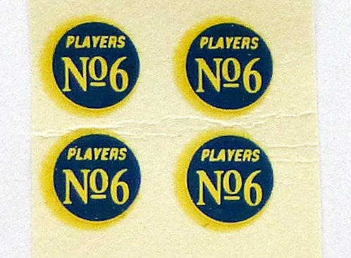 Players No 6