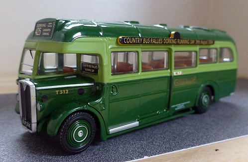 Code 3 COUNTRY BUS RALLIES 10T10