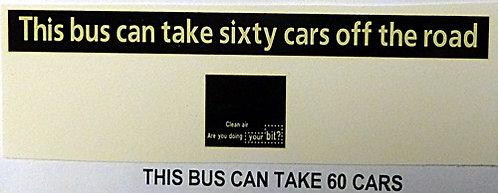 60 Cars