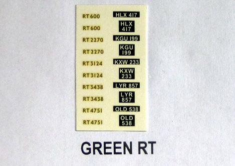Gold RT600, RT2270, RT3124, RT3438, RT4751