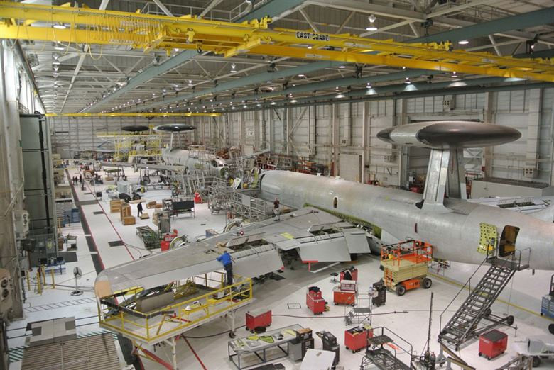 US Air Force - Depot Maintenance Sys