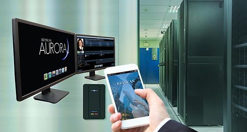 IP CAMERA SOLUTIONS, Mobile Access Contr