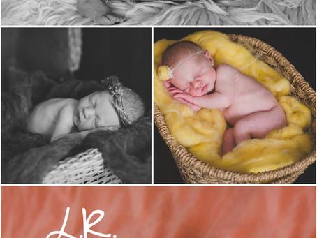4 Days New Baby Jordyn