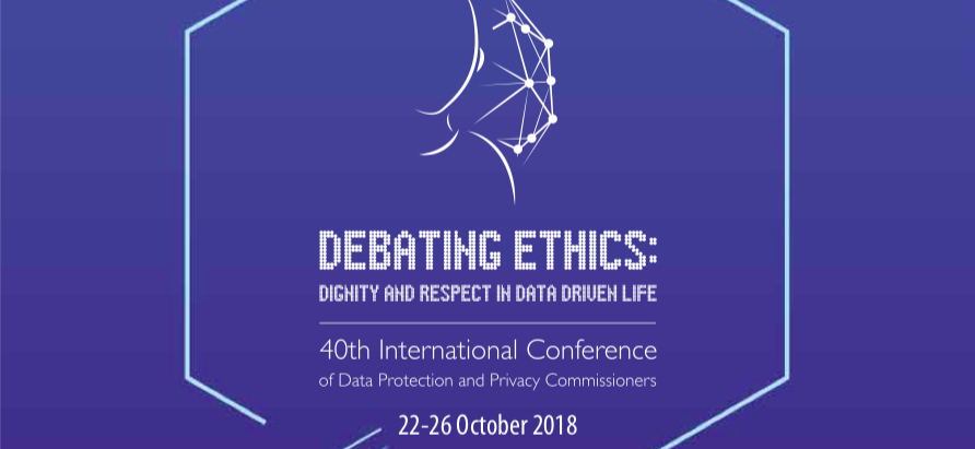 The takeaway from the ICDPPC: Ethics is the way forward