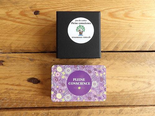 Jeux de 50 cartes de pleine conscience