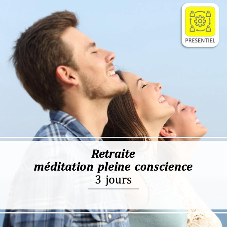 Retraite méditation 3 jours