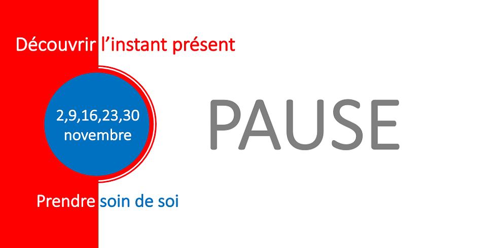 PAUSE, Parcours d'introduction à la pleine présence (3)