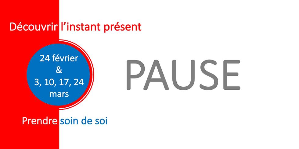 PAUSE, Parcours d'introduction à la pleine présence (1)