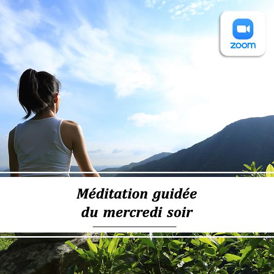 Méditation du soir - Mercredi 15 septembre