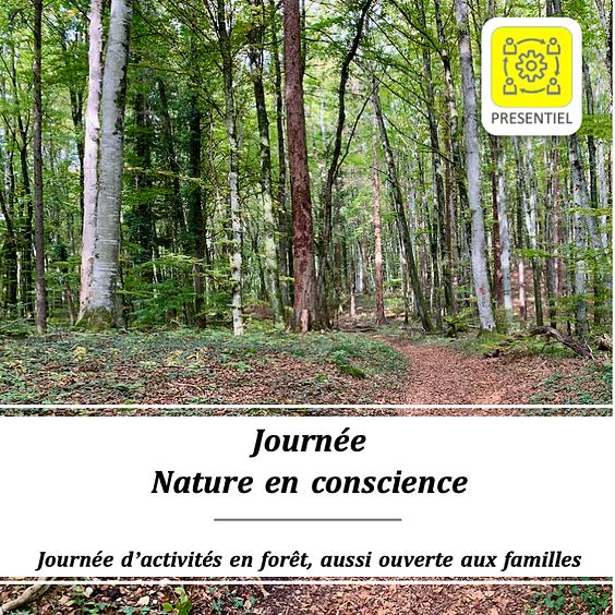 Journée nature en conscience 27 juin