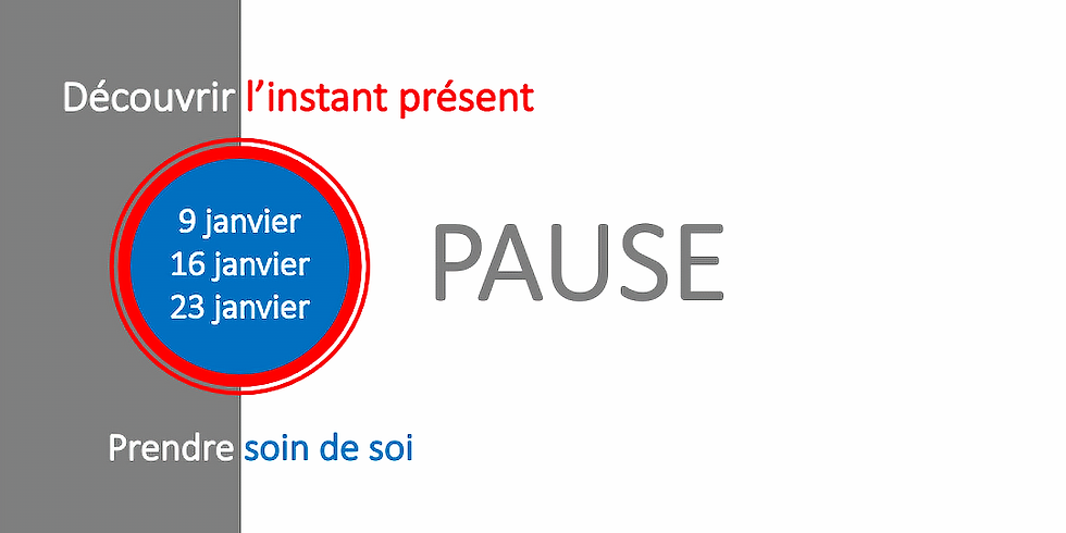 Formation PAUSE