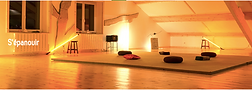 Salle de méditation pleine conscience
