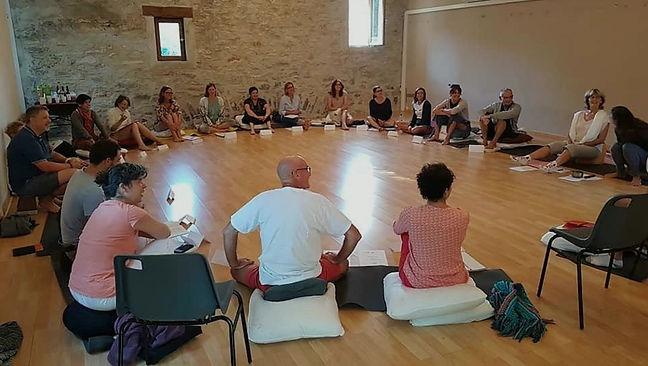 Instructeurs de méditation