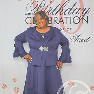 Dot 80th Birthday